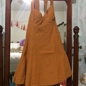 d086ed78b310 Free People Dresses - NWT free People she can shimmy skort romper